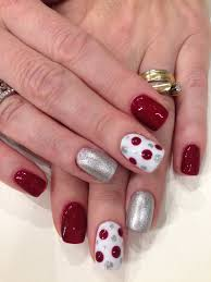 holiday nails bio sculpture gel colours 2024 claret 138