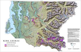 County Map Washington State Landslide Risk Could Be Noted On King County Property Titles