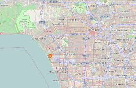 Los Angeles Airport Map by Playa Del Rey Los Angeles Wikipedia