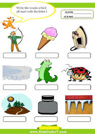 4 letter words starting with i 53 images phonics teachernick