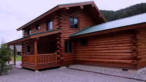 16x20 log cabin meadowlark log homes original pioneer montana pioneer meadowlark log homes