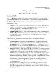 ap biology exam guide dna replication rna