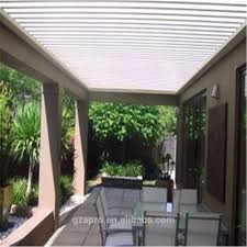 Louvered Roof Pergola by Multi Track Design Roof Skylight Louver Roof Windows Building