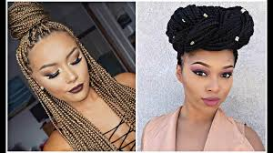 2017 womens diy hairstyles 2017 braided hairstyles for black