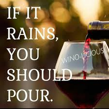 Red Wine Meme - yes rain and red wine go so well together wine pinterest