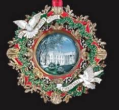 white house ornaments 2014 rainforest islands ferry