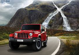 jeep red 2015 picture jeep 2015 wrangler x red crag mountains waterfalls roads