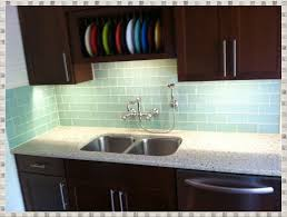 Kitchen Subway Tile Backsplash Enchanting Gray Subway Tiles Backsplash Photo Design Ideas