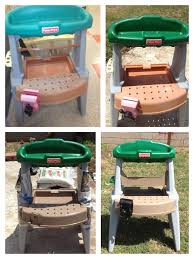 Paint For Outdoor Plastic Furniture by 132 Best Toy Makeovers Reduce Reuse Recycle Images On Pinterest