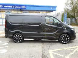vauxhall grey new vauxhall vivaro 2700 swb sportive 125ps van with inferno pack