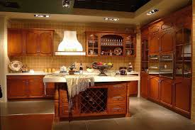 solid wood kitchen cabinets furniture design and home decoration