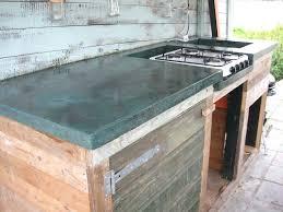 outdoor kitchen countertop ideas outdoor kitchen countertops best material with regard to outdoor