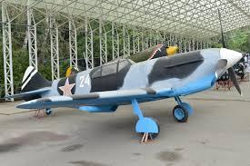 Lavochkin-Gorbunov-Gudkov LaGG-3