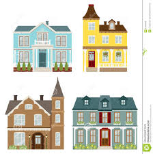 Victorian Houses by Victorian Houses Stock Photos Image 24692383