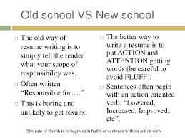 ten resume writing commandments helping with homework isn t important talking about post high