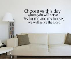 Dining Room Decals Best Bible Verse Wall Decals Home Design 932