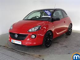 vauxhall adam vxr used vauxhall adam cars for sale in newcastle upon tyne tyne