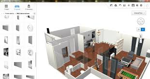 Kitchen Floor Plan Design Tool Free Floor Plan Software Homebyme Review