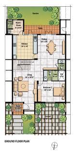 house row houses plans