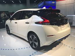 nissan canada equipped sales event japan united states nissan reveals all new leaf with 150 mile range