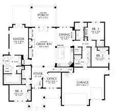 Craftsman Plans by 223 Best Dream House Images On Pinterest House Floor Plans