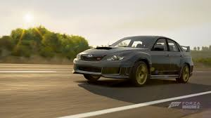 subaru wrx off road forza horizon 3 cars