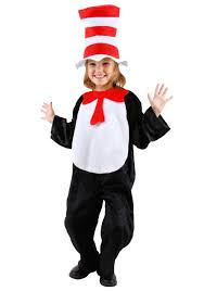cat in the hat costume cat in the hat kids costume