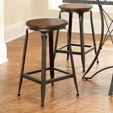 24 inch backless bar stools stools inch backless bar rolling height table stool barge swivel