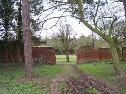 file old walled garden buckland geograph org uk 149097 jpg