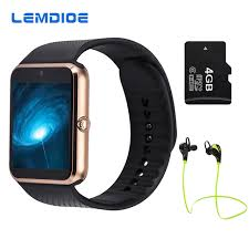 best smartwatch for android phone 2017 best sell gt08 bluetooth smart phone support tf sim