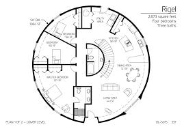 floor plan dl 5015 monolithic dome institute floor plan dl 5015