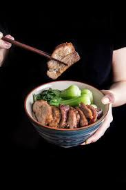 char siu chinese bbq pork in pressure cooker recipe