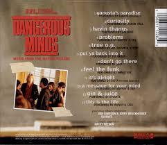mind s dangerous minds original soundtrack songs reviews credits