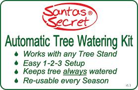 Krinner Christmas Tree Genie Xxl by Amazon Com Santas Secret Gift Christmas Tree Waterer Original