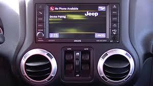 2014 jeep wrangler uconnect jeep uconnect system