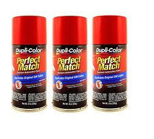 duplicolor bgm0510 wa9075 wa9076 for gm code 70 torch red aerosol