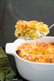 traditional corn pudding cheesy corn casserole recipe