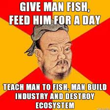 Confucius Says Meme - wise confucius say meme guy