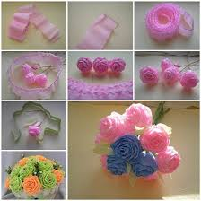 crepe paper flowers diy crepe paper flowers pictures photos and images for