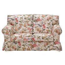divanetti due posti divano in tessuto floreale daiana marino fa mercato