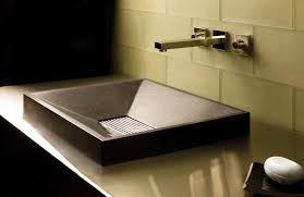 Stone Bathroom Sinks by Sync Drop In Vessel Sink U2013 Stone Forest