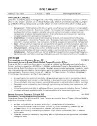 Commercial Manager Resume Examples Of A Business Cover Letter Essays On Current Topics In