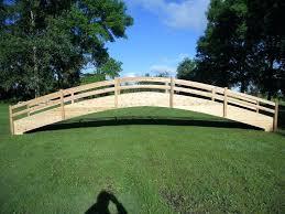 yard bridge cedar garden bridge satuska co