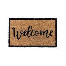 Welcome Doormats Madras Link