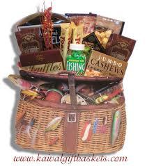 fishing gift basket fishing tackle gift bag