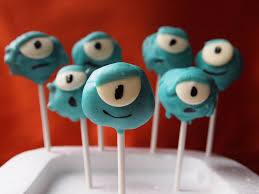 cake pop halloween the bumbling baker one eyed monster cake pops for halloween