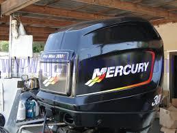 used mercury 300x 300 hp efi 2 stroke outboard motor for sale