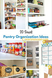 images about home organization pinterest toys organize your pantry doesn have chaotic mess thanks these smart