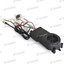 universal power auto car electric aerial antenna wing power