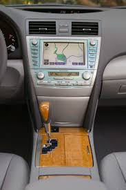 2007 toyota camry xle 2007 toyota camry xle center console picture pic image